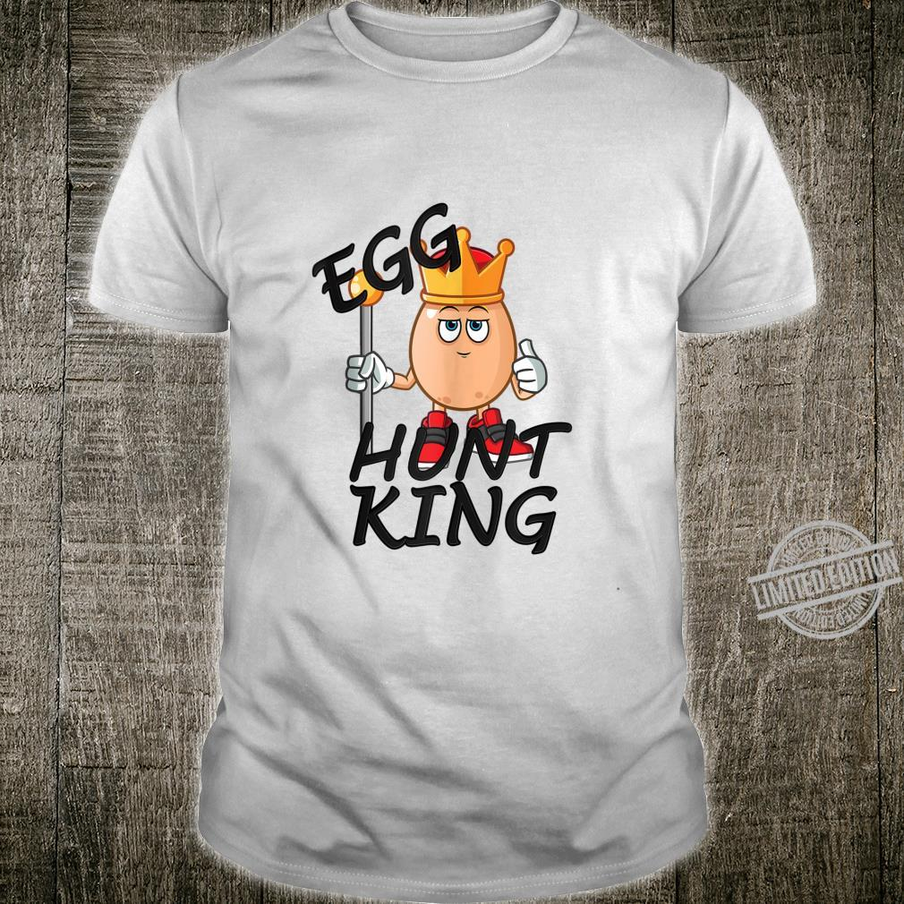 Egg Hunt King Easter Day 2020 Passover Bunny Chick Shirt