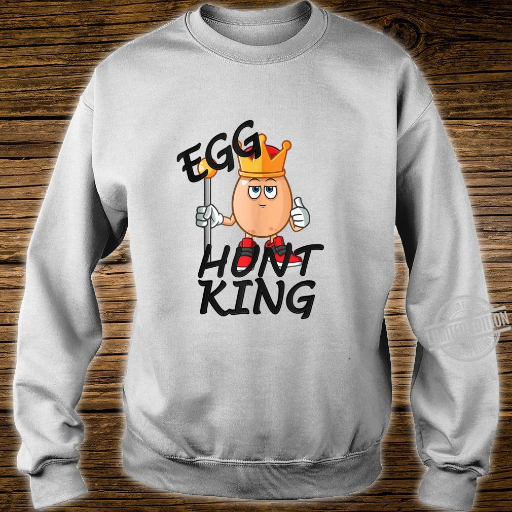 Egg Hunt King Easter Day 2020 Passover Bunny Chick Shirt sweater