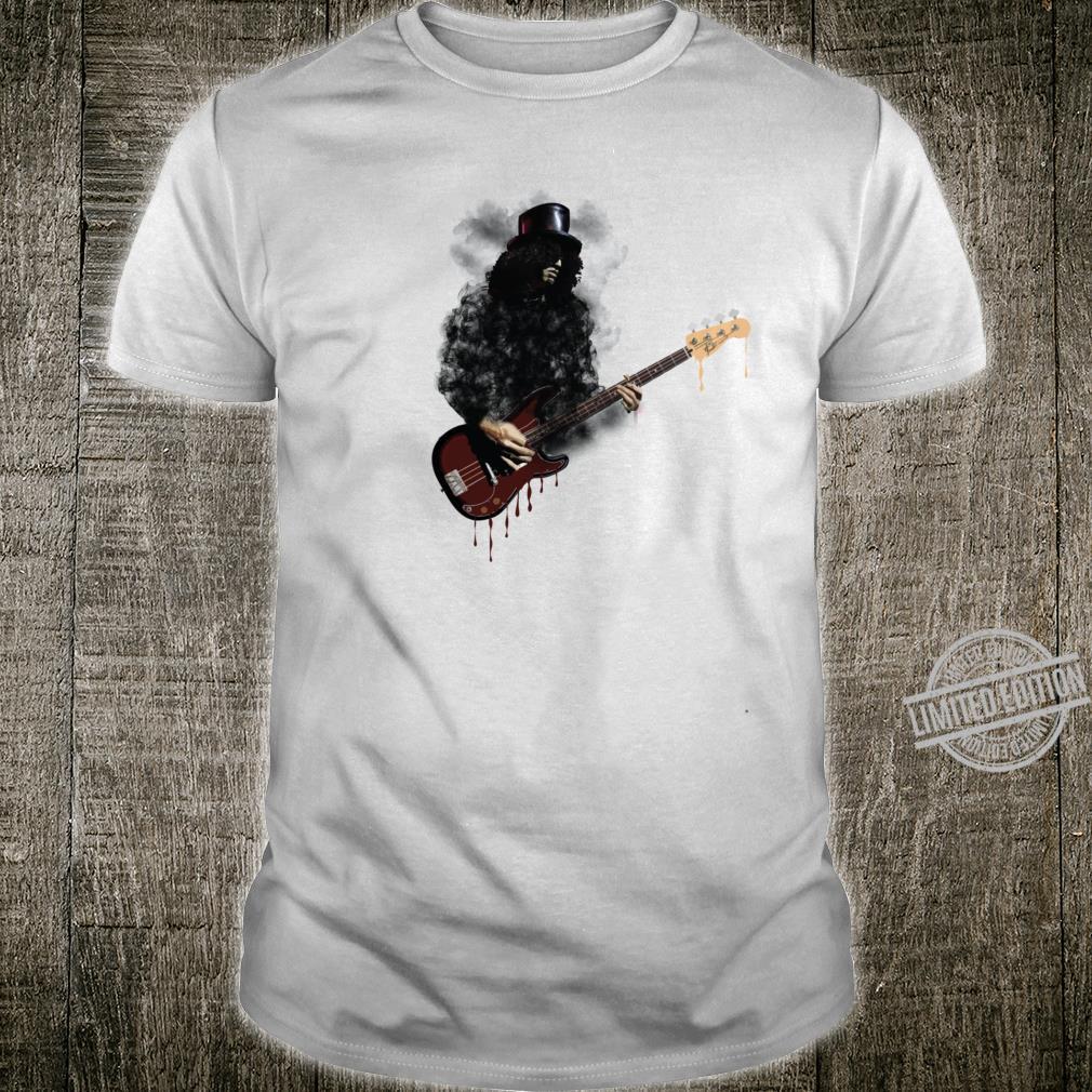 Electric Guitar Player Rock Musics Shirt
