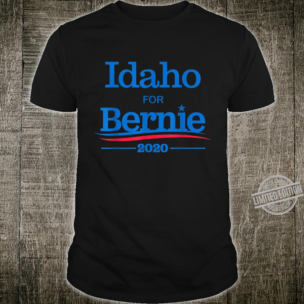 Idaho For Bernie Sanders 2020 Shirt