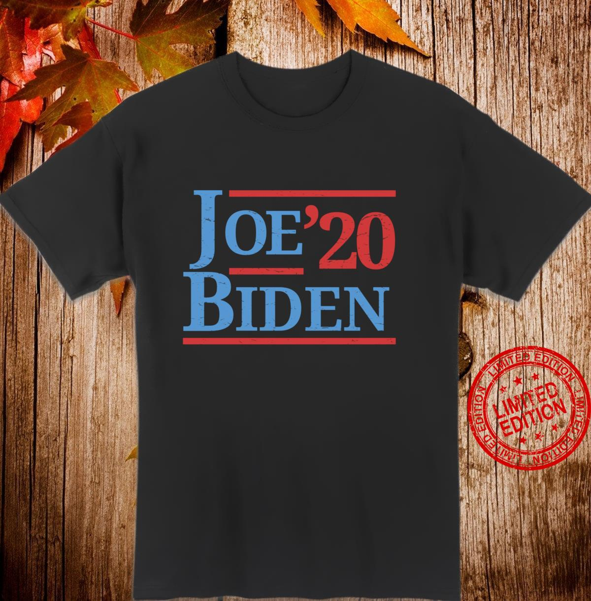 Joe Biden 2020 for President Vintage Shirt