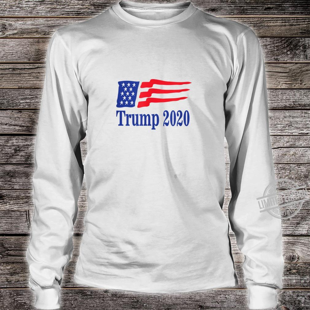 Keep America Great 2020 Presidential Election Shirt long sleeved