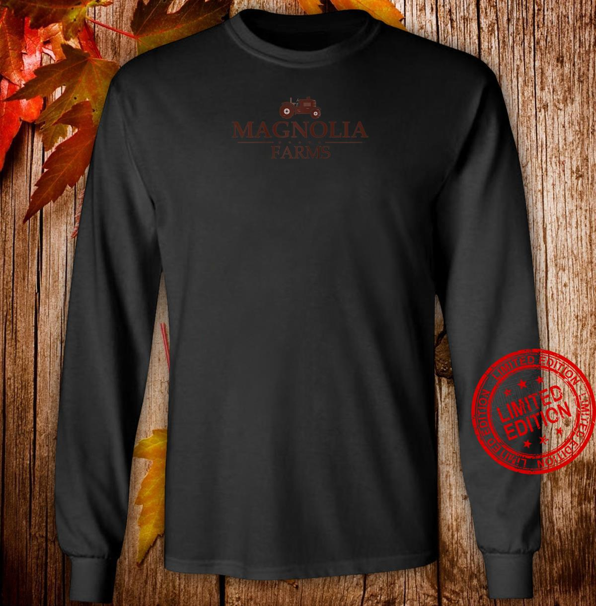Magnolia Farms Shirt long sleeved