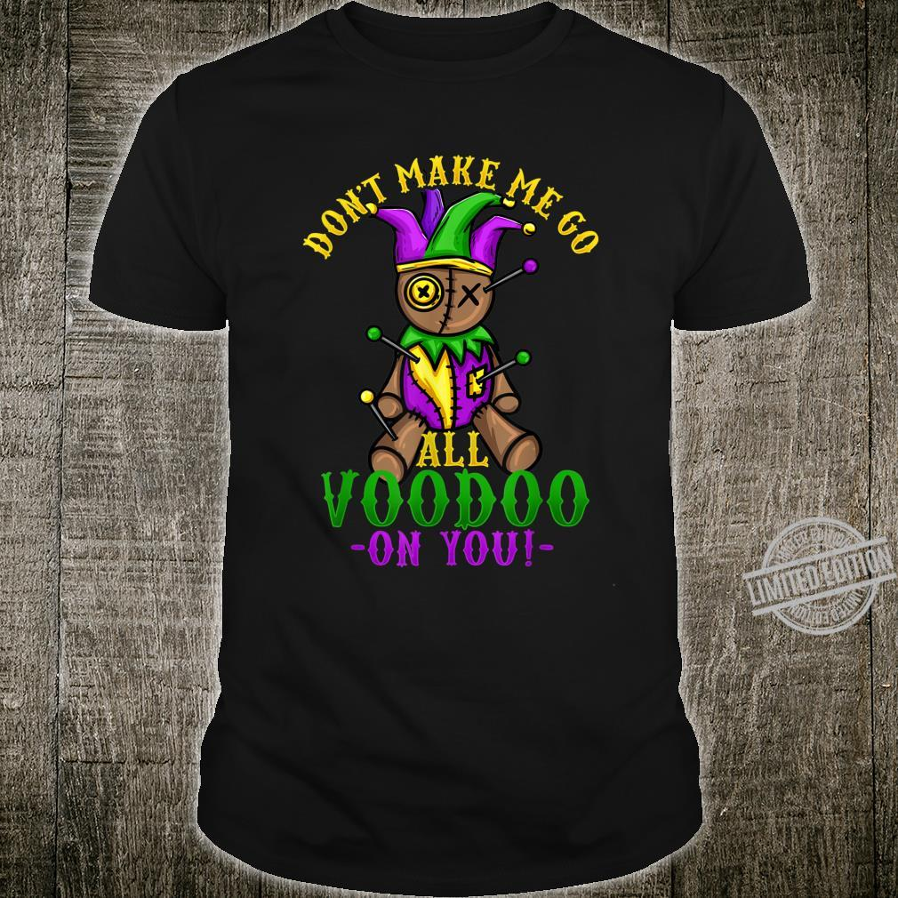 Mardi Gras Voodoo Shirt