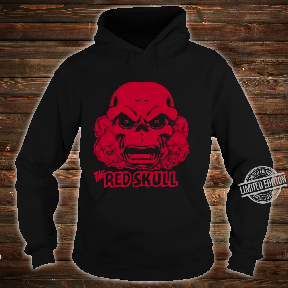 Marvel Hydra The Red Skull Large Chest Langarmshirt Shirt hoodie