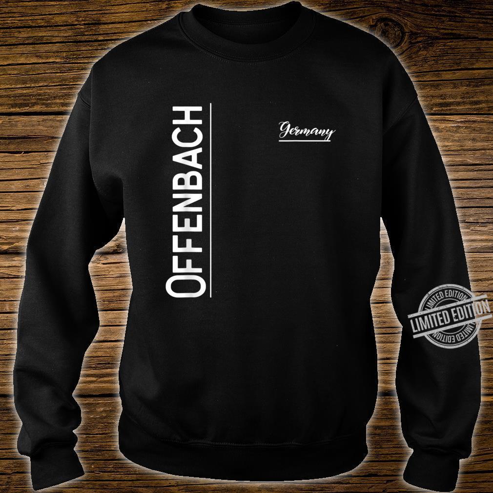 Offenbach, Deutschland Shirt sweater