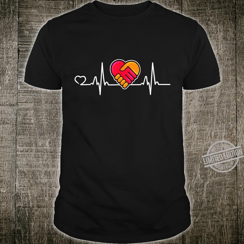 Pflegekraft Sozialarbeiter Altenpflege Pflegerin Geschenk Shirt