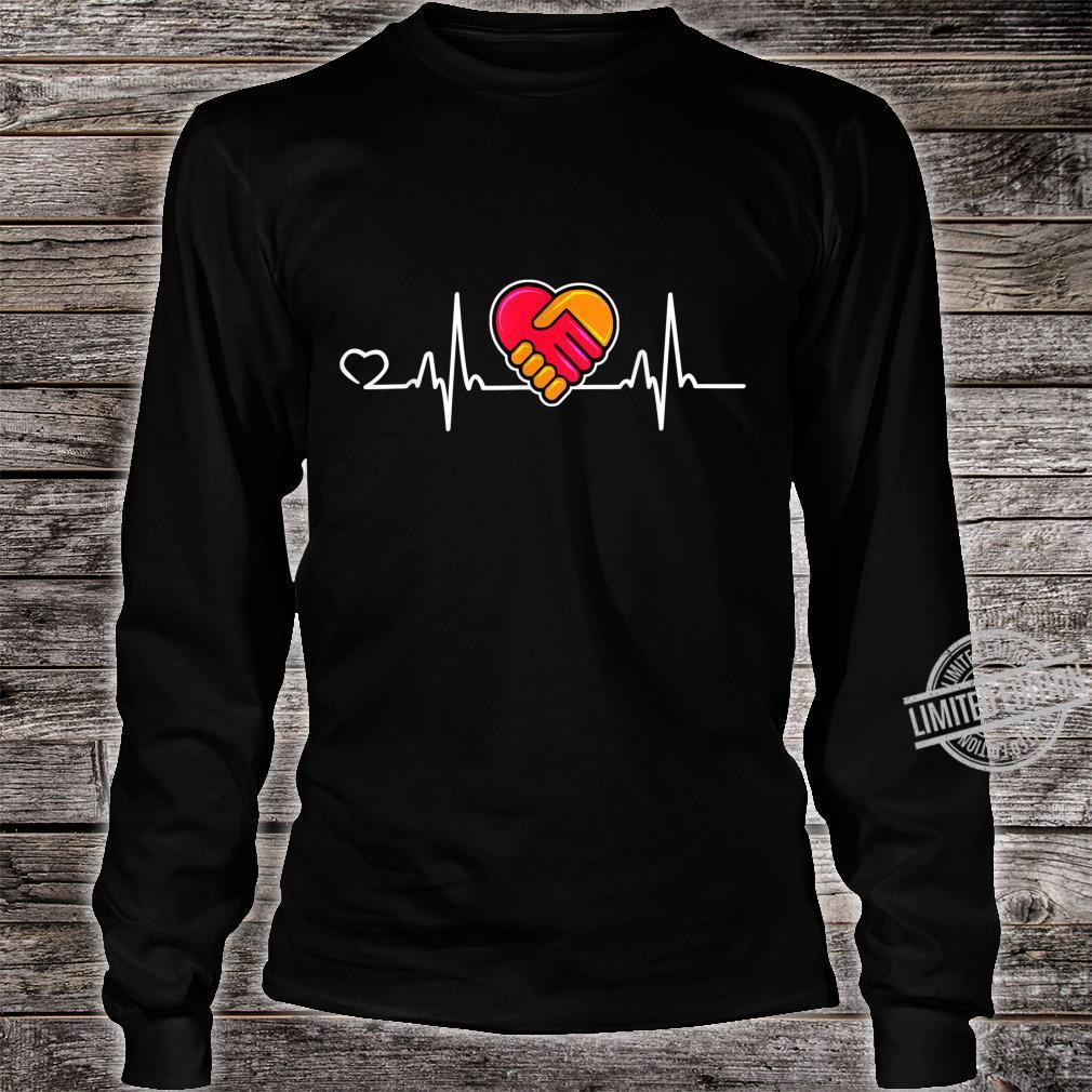 Pflegekraft Sozialarbeiter Altenpflege Pflegerin Geschenk Shirt long sleeved
