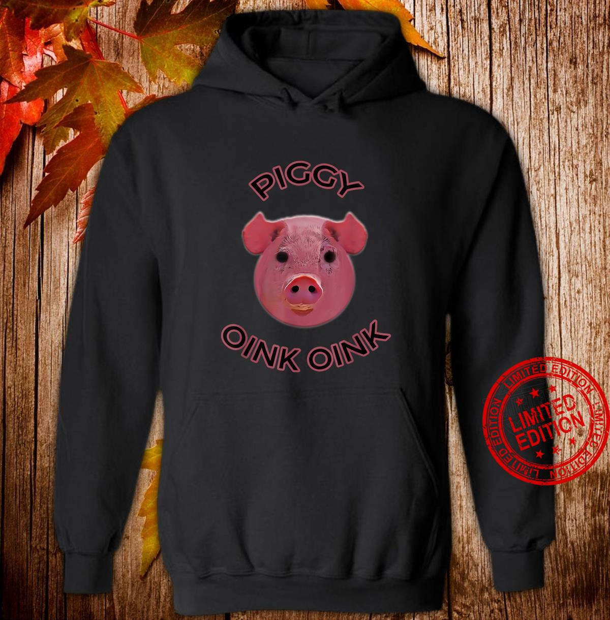 Pig Piggy Oink Oink Design Shirt hoodie