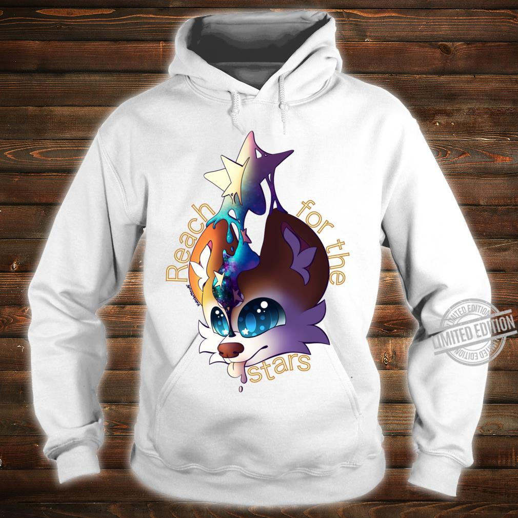 Reach for the starsshaded Shirt hoodie