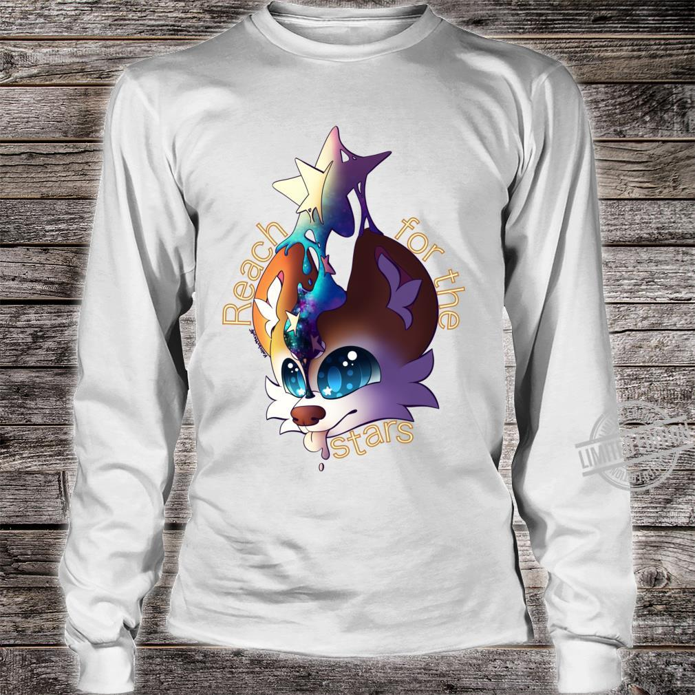 Reach for the starsshaded Shirt long sleeved