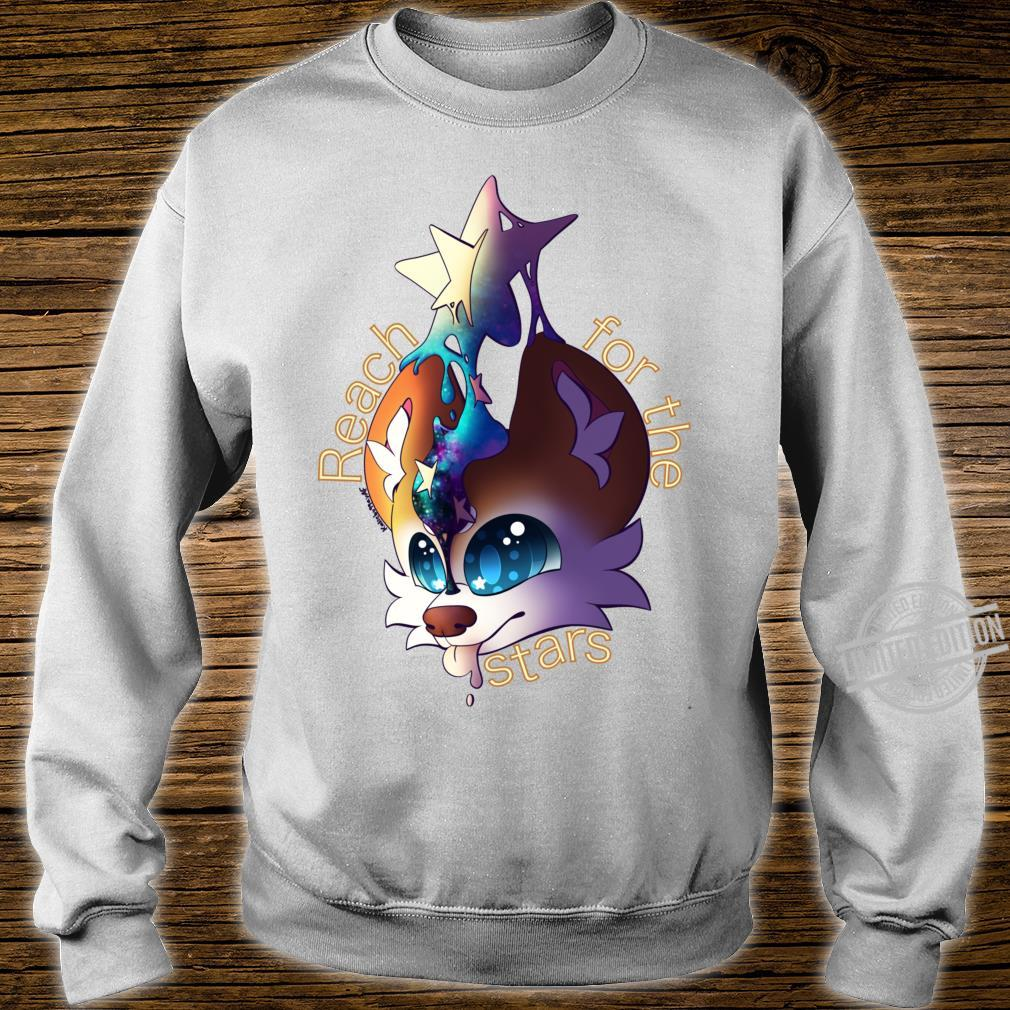 Reach for the starsshaded Shirt sweater