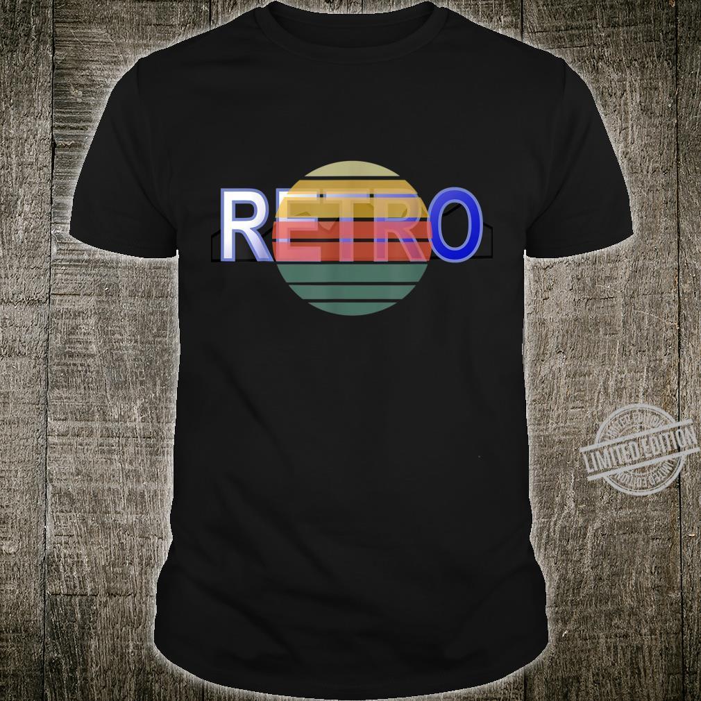 Retro Design 2020 Shirt