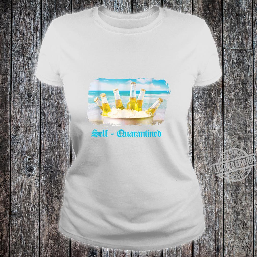 SelfQuarantined Shirt ladies tee