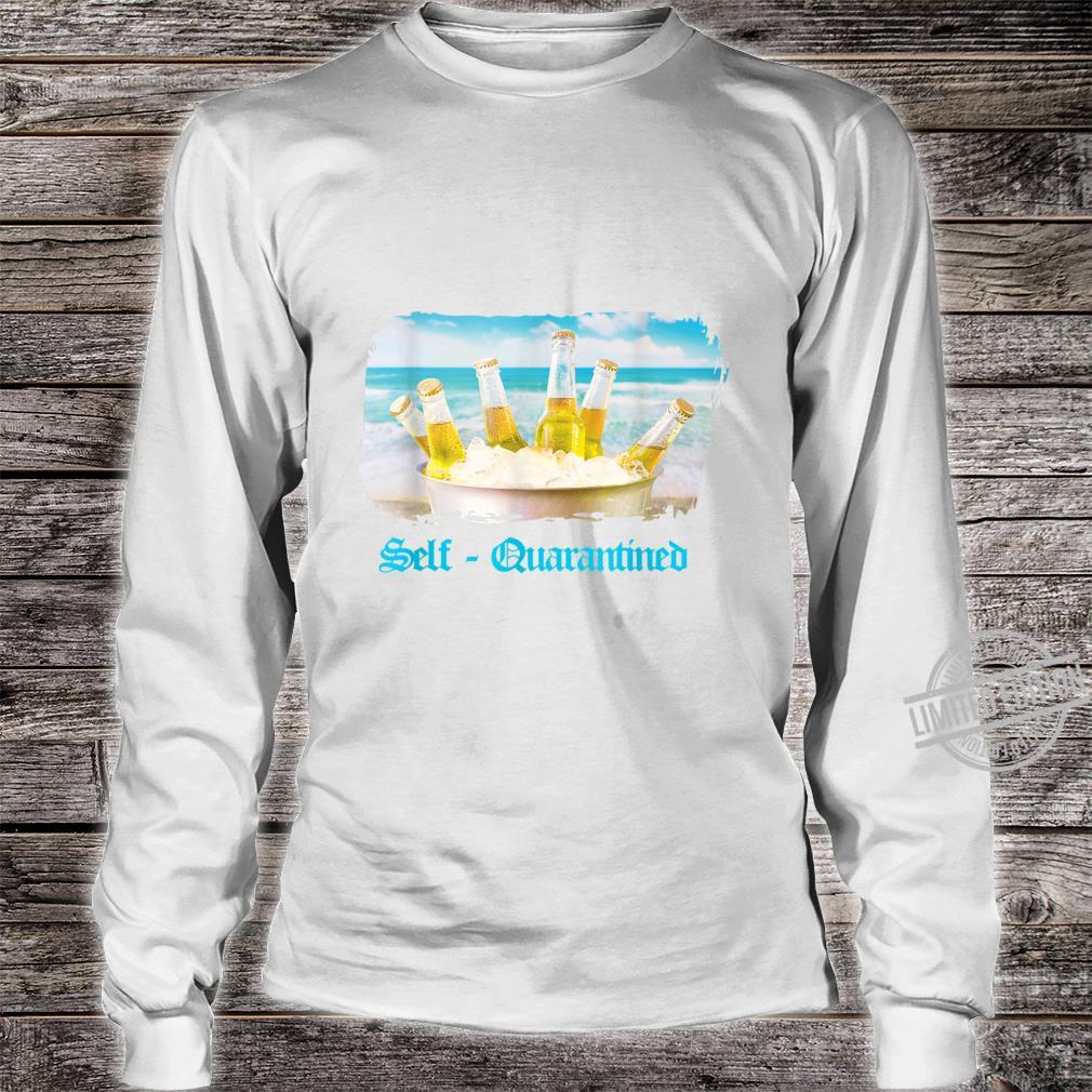 SelfQuarantined Shirt long sleeved