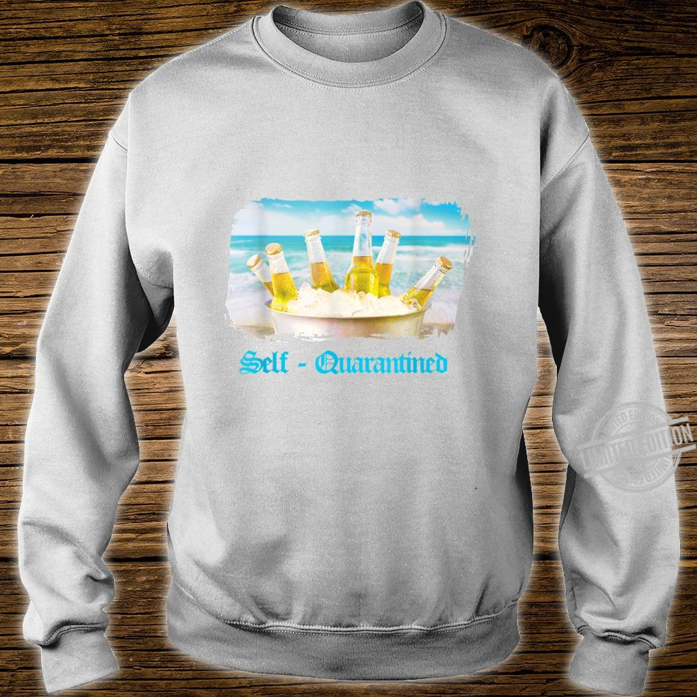SelfQuarantined Shirt sweater