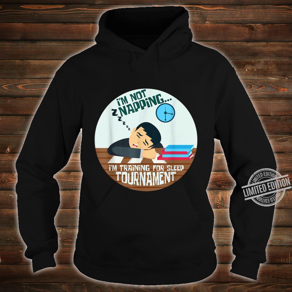 Sleep Lazy Person Or Loves To Sleep Shirt hoodie