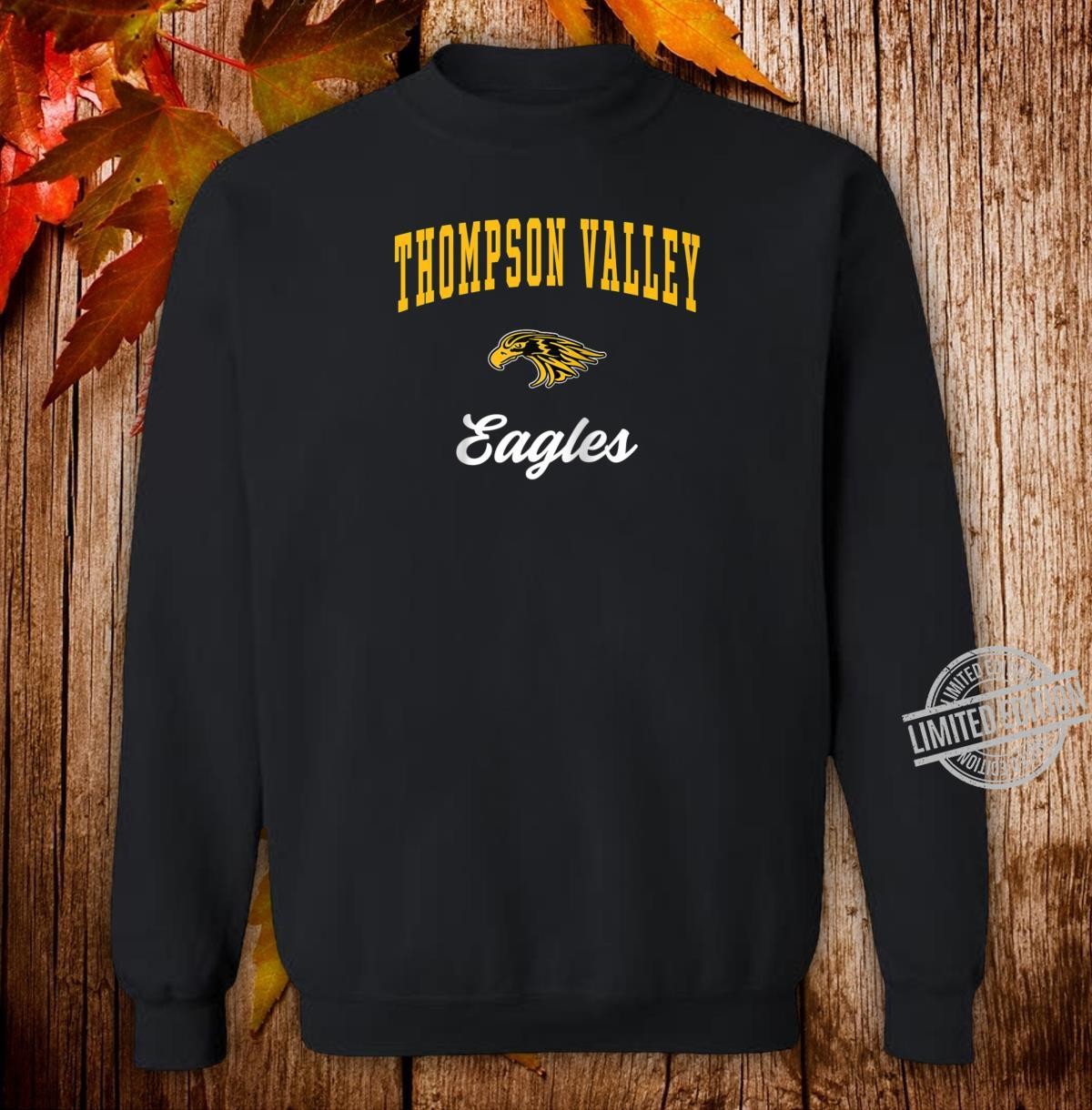 Thompson Valley High School Eagles Shirt sweater