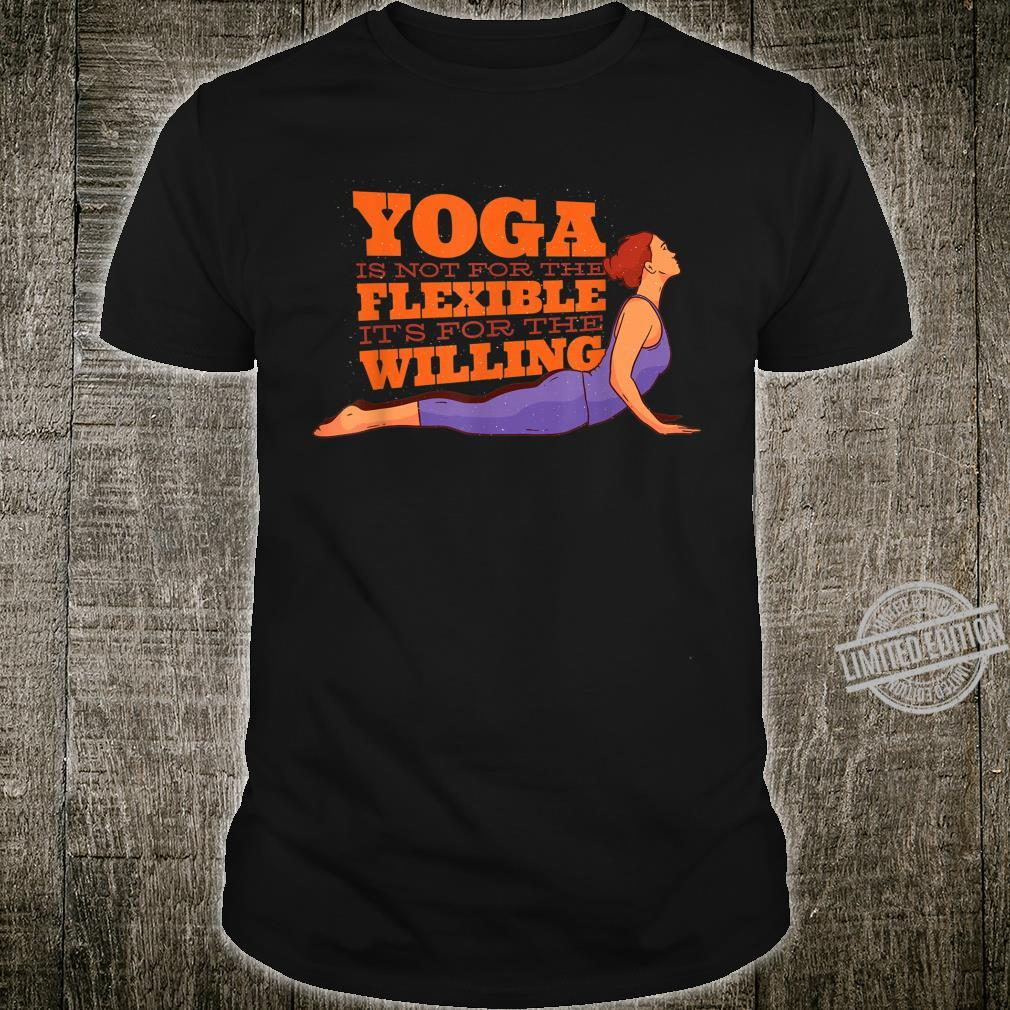 YOGA MOTIVATION Shirt